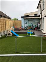 KidsOut play space after the transformation